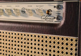 Mesa Boogie California Tweed 6V6 1x12 Combo, Wine Taurus, Wicker Grille