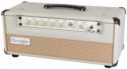 Mesa Boogie California Tweed 6V6 4:40 Head, Cream