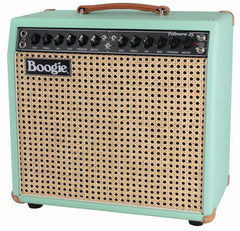 Mesa Boogie Fillmore 25 1x12 Combo, Surf Green, Wicker Grille