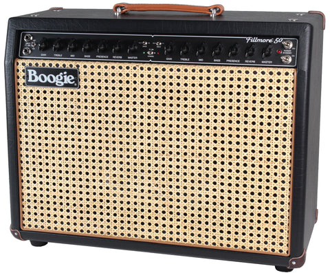 Mesa Boogie Fillmore 50 1x12 Combo, Wicker Grille