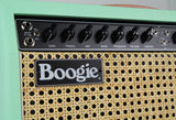 Mesa Boogie Fillmore 50 1x12 Combo, Surf Green, Wicker Grille