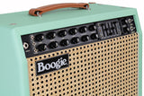 Mesa Boogie Mark Five 35 1x12 Combo, Surf Green, Wicker Grille