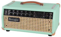 Mesa Boogie Mark Five 35 Head, Custom Surf Green & Wicker