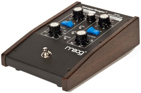 Moog MF-102 Moogerfooger Ring Modulator - Tiger Oak
