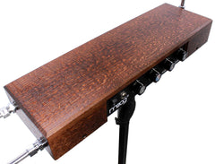 Moog Etherwave Theremin, Custom Quarter Sawn Tiger Oak