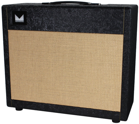Morgan Abbey 20 1x12 Combo - Black Western