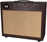 Morgan AC20 Deluxe 1x12 Combo, Custom Brown Western