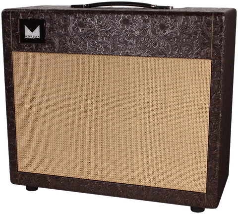Morgan AC20 Deluxe 1x12 Combo - Brown Western