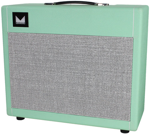 Morgan AC20 Deluxe 1X12 Combo - Surf Green