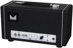 Morgan AC20 Deluxe Head - Black