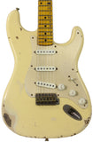 Nash S-57 Guitar, Vintage White, Gold PG