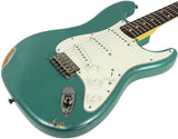 Nash S-63 Guitar, Sherwood Green Metallic