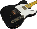 Nash T-57 Guitar - Black - Humbucker