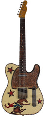 Nash Cowboy Tele - Collectors Series #4 - Swamp Ash