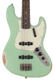Nash JB-63 Bass Guitar, Surf Green