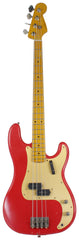 Nash PB-57 Bass Guitar, Dakota Red