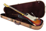 Nash S-63 Guitar, 3-Tone Sunburst, Medium Aging