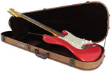 Nash S-63 Guitar, Dakota Red, Light Aging