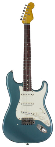 Nash S-63 Guitar, Turquoise