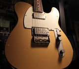 Nash T-2HB Guitar, Les Paul Gold