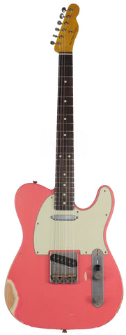 Nash T-63 Guitar, Salmon