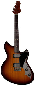 Novo Serus TC Guitar, Tobacco Burst, Bound Top