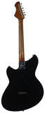 Novo Serus TC Guitar, Bull Black Firestripe