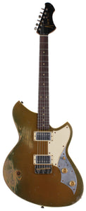 Novo Serus TC Guitar, Aged Oxy Gold Top