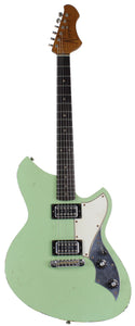 Novo Serus TCS Guitar, Surf Green