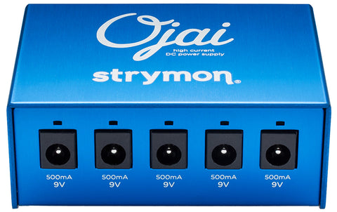 Strymon Ojai Pedal Power Supply