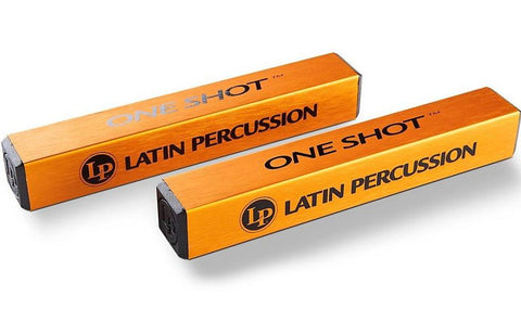 Latin Percussion LP One Shot Shaker Pair – Small – LP4420A