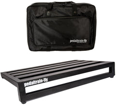Pedaltrain FLY Pedal Board in Black with Soft Case