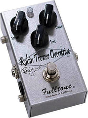 Fulltone Custom Shop Robin Trower Overdrive Pedal