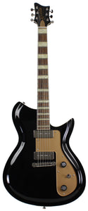 Rivolta Combinata VII Guitar, Toro Black