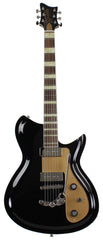 Rivolta Combinata XVII Guitar, Toro Black