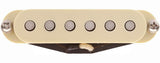 Lollar Strat Blonde Pickup, Neck, Cream