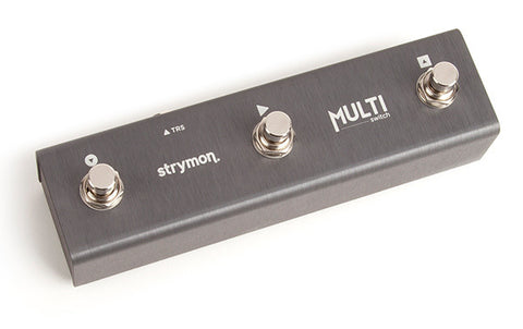 Strymon MultiSwitch Pedal