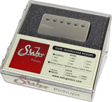 Suhr Aldrich Bridge Pickup, Nickel, 53mm