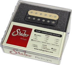 Suhr Aldrich Bridge Pickup, Zebra, 53mm