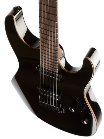 Suhr Custom Blackout Modern - Pau Ferro Neck