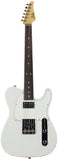 Suhr Classic T Pro Guitar - Olympic White - Neck Humbucker