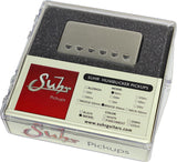 Suhr SSH+ Bridge Pickup, Nickel, 50mm