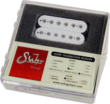 Suhr SSV Neck Pickup, White
