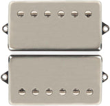 Suhr Thornbucker+ Plus Pickup Set, Raw Nickel, Neck, 53mm Bridge