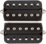 Suhr Thornbucker+ Plus Pickup Set, Black, Neck, 53mm Bridge