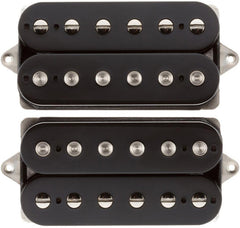 Suhr Thornbucker+ Plus Pickup Set, Black, Neck, 50mm Bridge