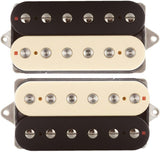 Suhr Thornbucker+ Plus Pickup Set, Zebra, Neck, 53mm Bridge