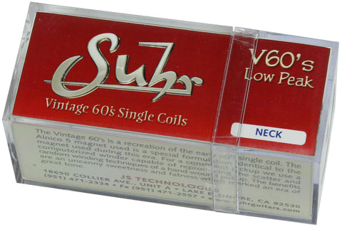 Suhr V60LP Bridge Pickup, Black