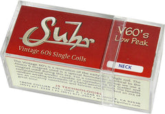 Suhr V60LP Neck Pickup, Parchment