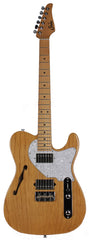 Suhr Alt T Pro Guitar, Maple, Vintage Natural, Thornbuckers